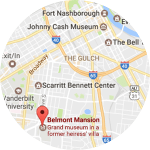 Belmont Mansion Nashville TN