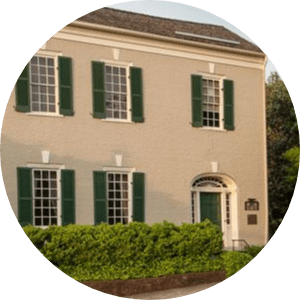 James K. Polk Home Columbia Tennessee