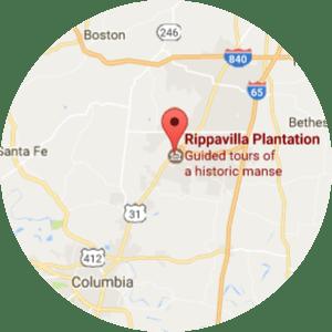 Rippavilla Plantation Spring Hill TN