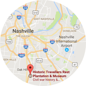 Travellers Rest Plantation Nashville TN